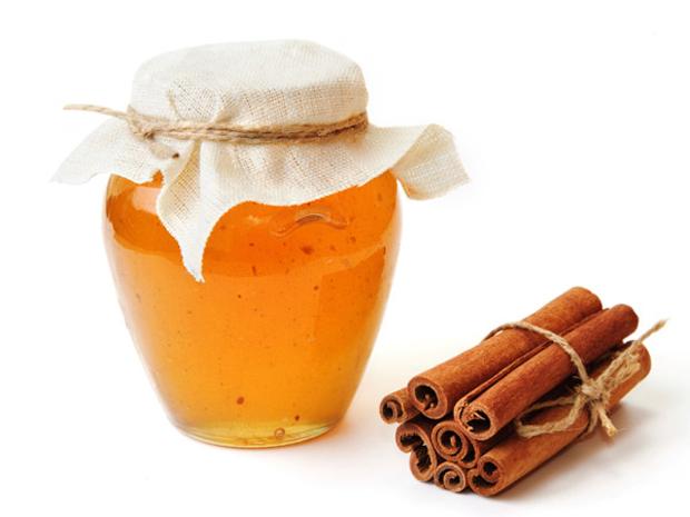 اعجاز عسل و دارچین